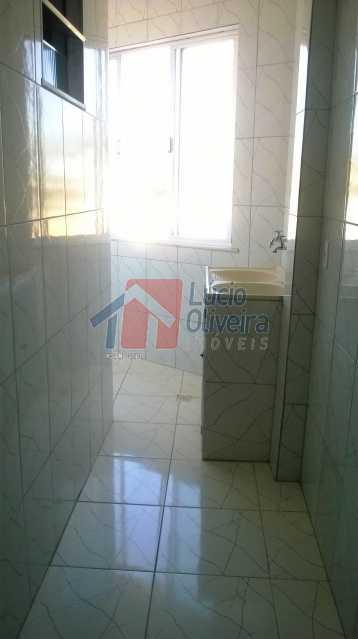 18 Área de Serviço - Apartamento 2 dormitórios. - VPAP20891 - 19