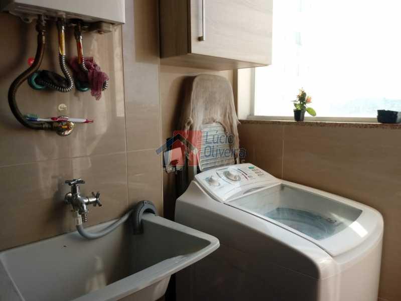 15. - Lindíssimo Apartamento 2 quartos, Modernizado. - VPAP20895 - 16