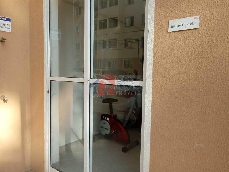18 - Lindíssimo Apartamento 2 quartos, Modernizado. - VPAP20895 - 19