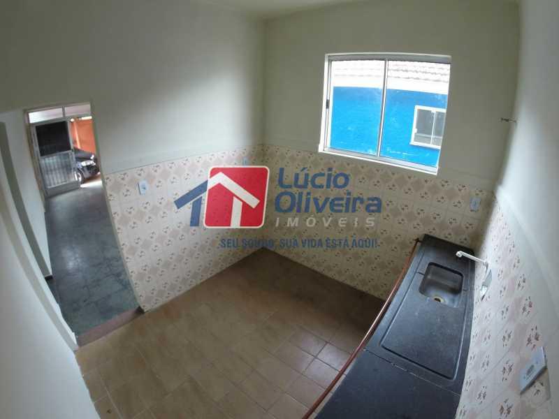 1 cozinha 1 - Casa Rua Doutor Egídio de Almeida,Vila da Penha,Rio de Janeiro,RJ Para Alugar,2 Quartos,50m² - VPCA20173 - 7