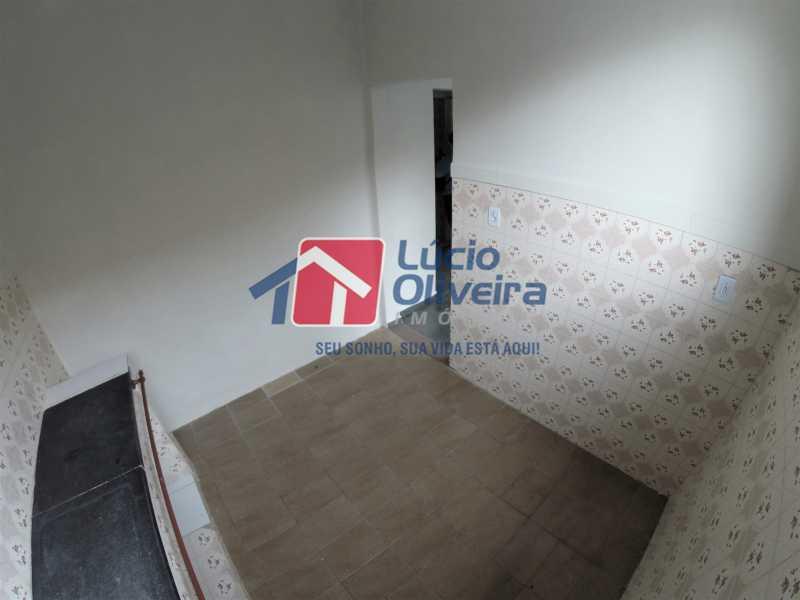 1 cozinha 2 - Casa Rua Doutor Egídio de Almeida,Vila da Penha,Rio de Janeiro,RJ Para Alugar,2 Quartos,50m² - VPCA20173 - 11