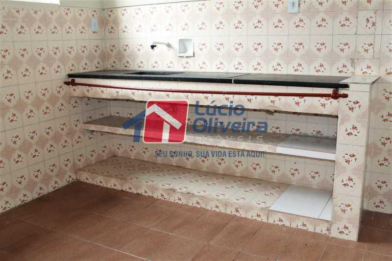 1 cozinha 4 - Casa Rua Doutor Egídio de Almeida,Vila da Penha,Rio de Janeiro,RJ Para Alugar,2 Quartos,50m² - VPCA20173 - 10