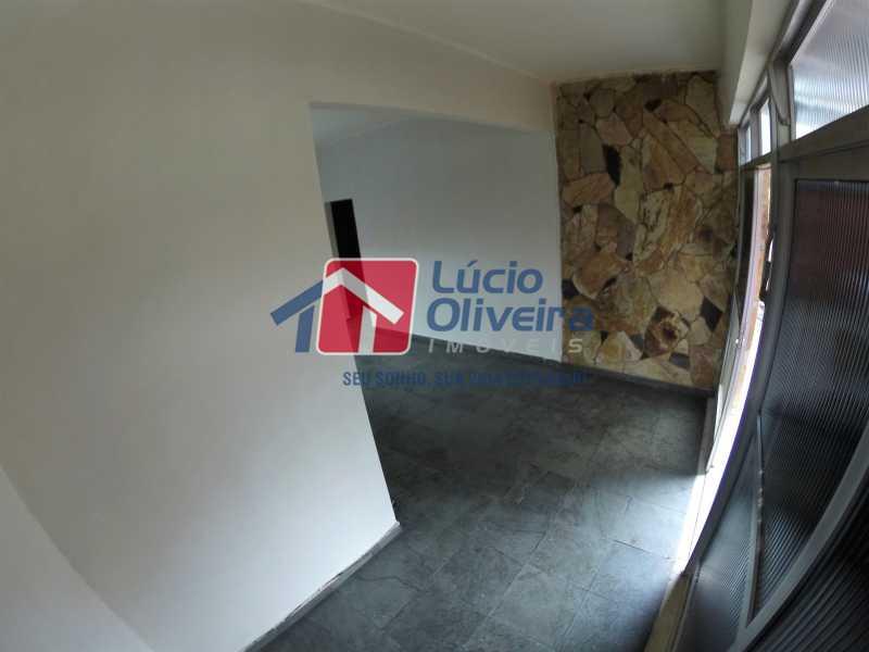 1 sala 3 - Casa Rua Doutor Egídio de Almeida,Vila da Penha,Rio de Janeiro,RJ Para Alugar,2 Quartos,50m² - VPCA20173 - 4
