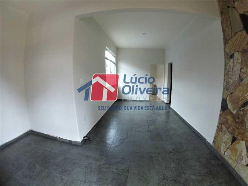 1 sala 5 - Casa Rua Doutor Egídio de Almeida,Vila da Penha,Rio de Janeiro,RJ Para Alugar,2 Quartos,50m² - VPCA20173 - 1