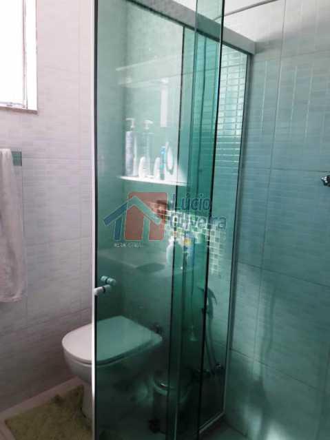 banheiro1. - Apartamento 2 quartos, amplo e arejado. - VPAP20904 - 14