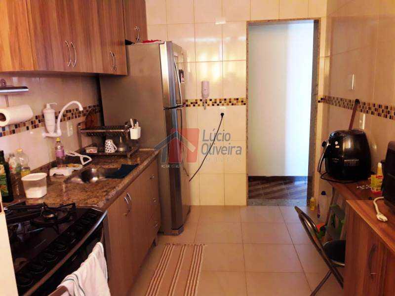 cozinha. - Apartamento 2 quartos, amplo e arejado. - VPAP20904 - 11