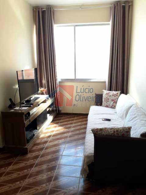 sala3. - Apartamento 2 quartos, amplo e arejado. - VPAP20904 - 1
