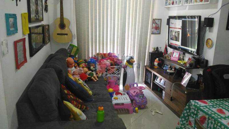 1 sala 2 - Apartamento À Venda - Cordovil - Rio de Janeiro - RJ - VPAP20905 - 1