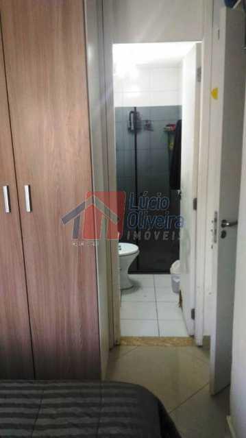 7 Quarto 1 - Apartamento À Venda - Cordovil - Rio de Janeiro - RJ - VPAP20905 - 7