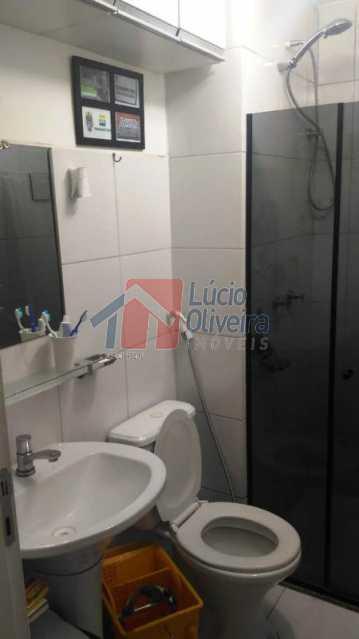 13 Banheiro 2 - Apartamento À Venda - Cordovil - Rio de Janeiro - RJ - VPAP20905 - 12