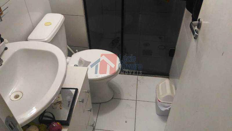 14 banheiro 3 - Apartamento À Venda - Cordovil - Rio de Janeiro - RJ - VPAP20905 - 13