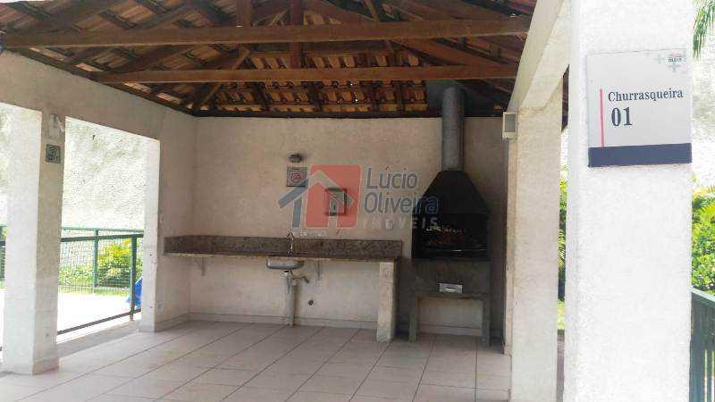 churrasqueira - Apartamento À Venda - Cordovil - Rio de Janeiro - RJ - VPAP20905 - 14