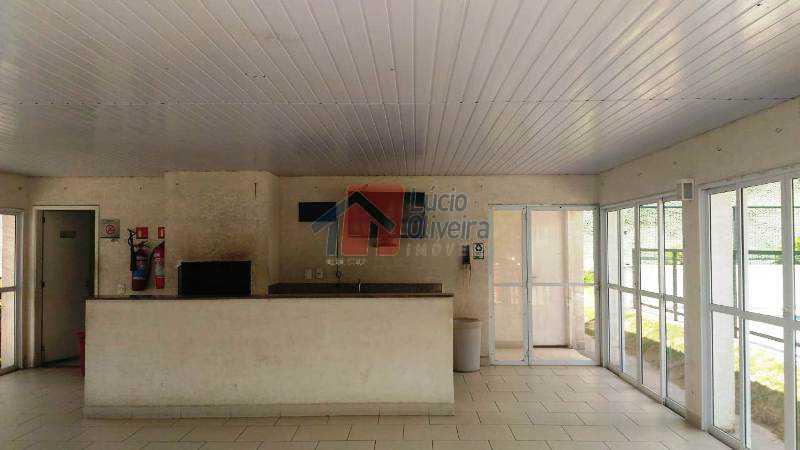 Salão de Festas - Apartamento À Venda - Cordovil - Rio de Janeiro - RJ - VPAP20905 - 23