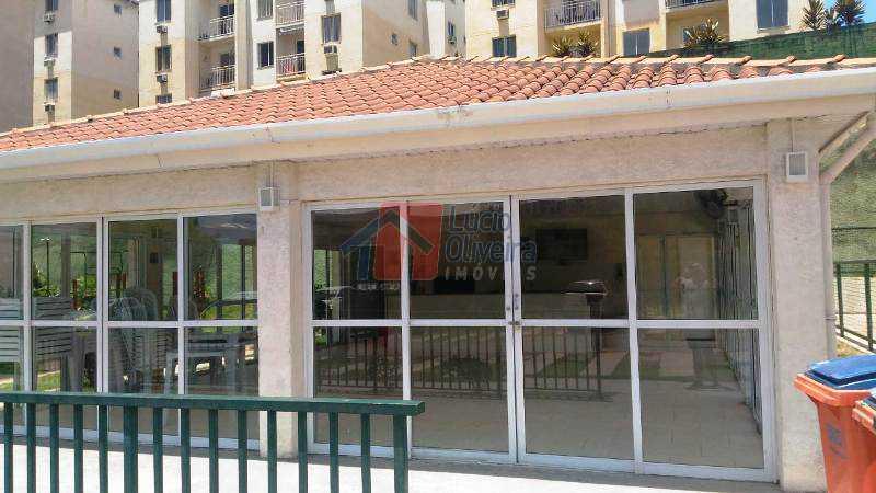 salão - Apartamento À Venda - Cordovil - Rio de Janeiro - RJ - VPAP20905 - 24