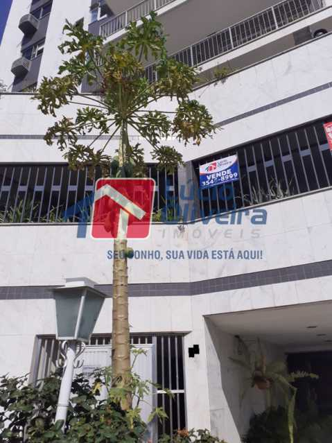 1 FRENTE PREDIO - Magnífico Apartamento, Vazio, Total Infraestrutura. - VPAP20907 - 1
