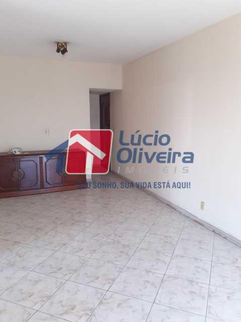 2 SALA 2 - Magnífico Apartamento, Vazio, Total Infraestrutura. - VPAP20907 - 5