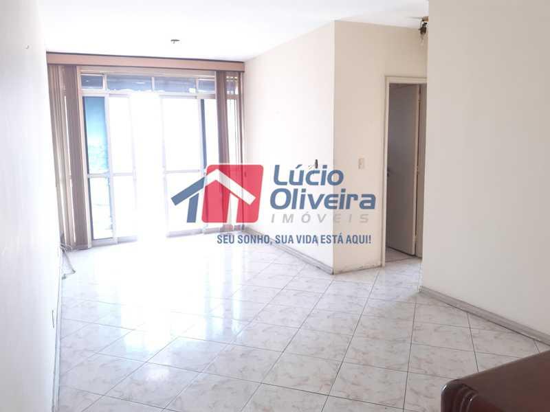 2 SALA 3 - Magnífico Apartamento, Vazio, Total Infraestrutura. - VPAP20907 - 4