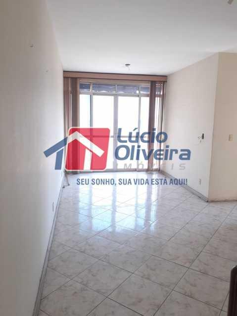 2 SALA - Magnífico Apartamento, Vazio, Total Infraestrutura. - VPAP20907 - 6