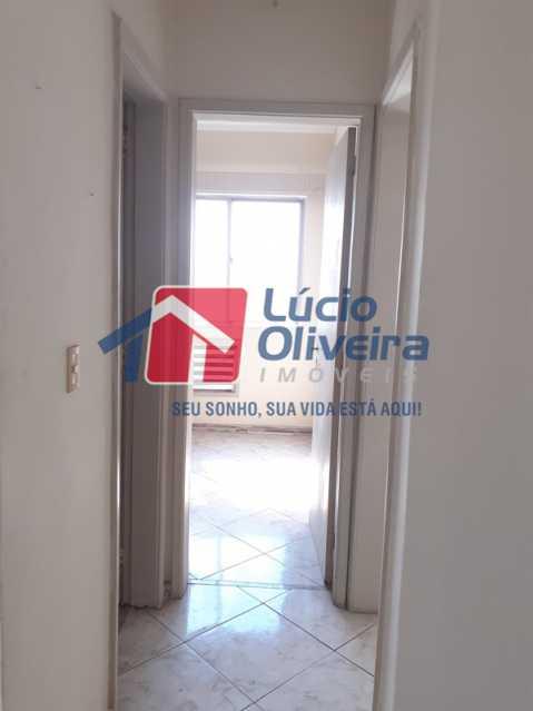 3 CIRCULAÇÃO - Magnífico Apartamento, Vazio, Total Infraestrutura. - VPAP20907 - 10