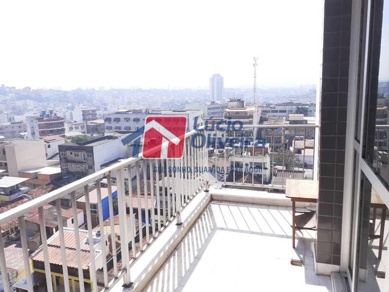 3 SACADA 2 - Magnífico Apartamento, Vazio, Total Infraestrutura. - VPAP20907 - 8