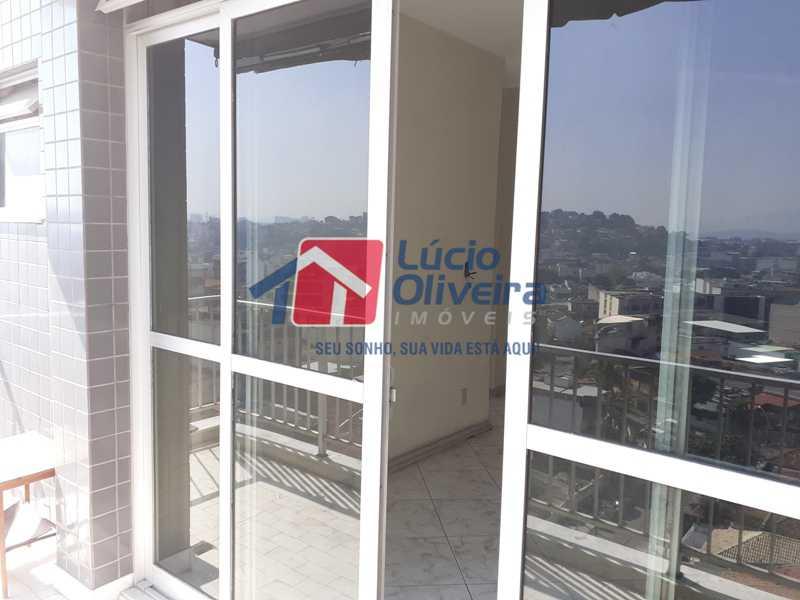 3 SACADA - Magnífico Apartamento, Vazio, Total Infraestrutura. - VPAP20907 - 9