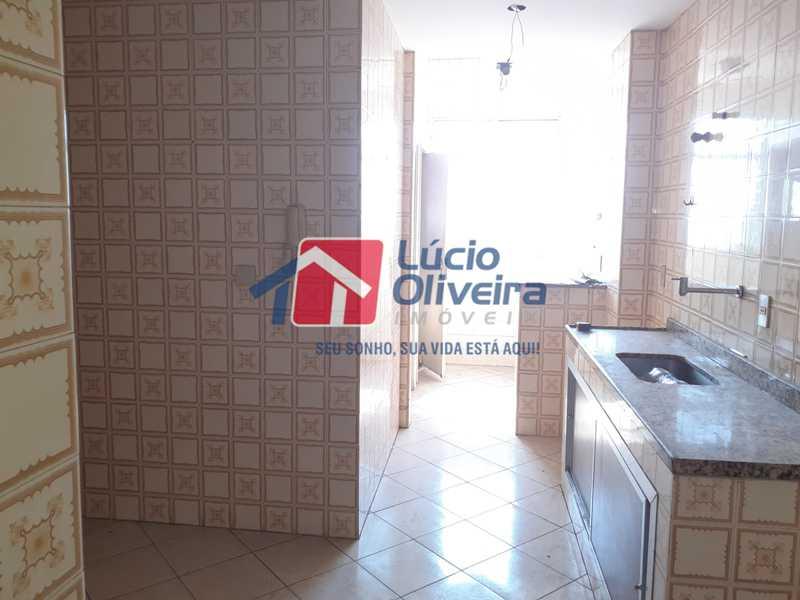 5 COZINHA 2 - Magnífico Apartamento, Vazio, Total Infraestrutura. - VPAP20907 - 14