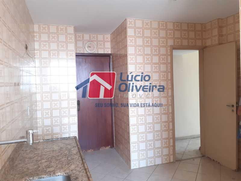 5 COZINHA 3 - Magnífico Apartamento, Vazio, Total Infraestrutura. - VPAP20907 - 15