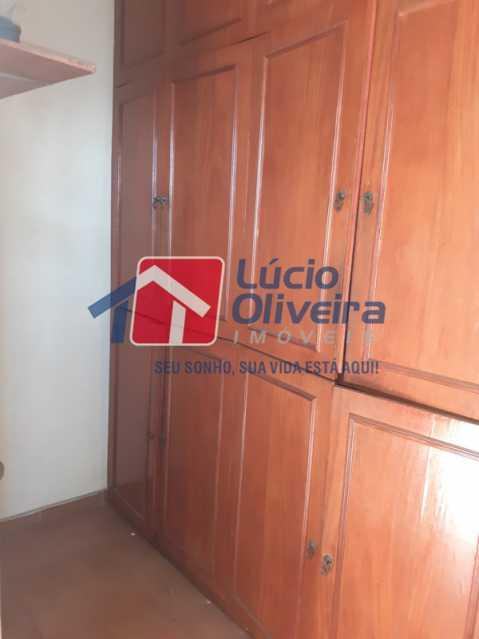 7 QUARTO DEP. - Magnífico Apartamento, Vazio, Total Infraestrutura. - VPAP20907 - 20