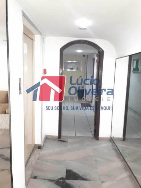 8 ELEVADOR - Magnífico Apartamento, Vazio, Total Infraestrutura. - VPAP20907 - 21