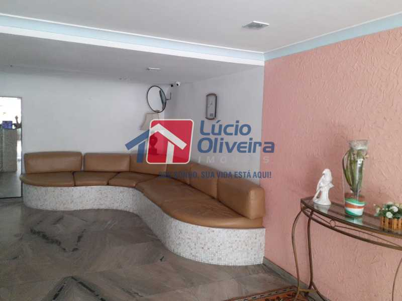8 ENTRDA CONDOMINIO - Magnífico Apartamento, Vazio, Total Infraestrutura. - VPAP20907 - 22