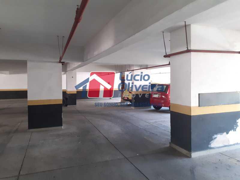 8 GARAGEM - Magnífico Apartamento, Vazio, Total Infraestrutura. - VPAP20907 - 23