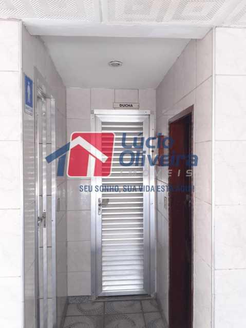 9 DUCHAS SAUNAS E BH. - Magnífico Apartamento, Vazio, Total Infraestrutura. - VPAP20907 - 24
