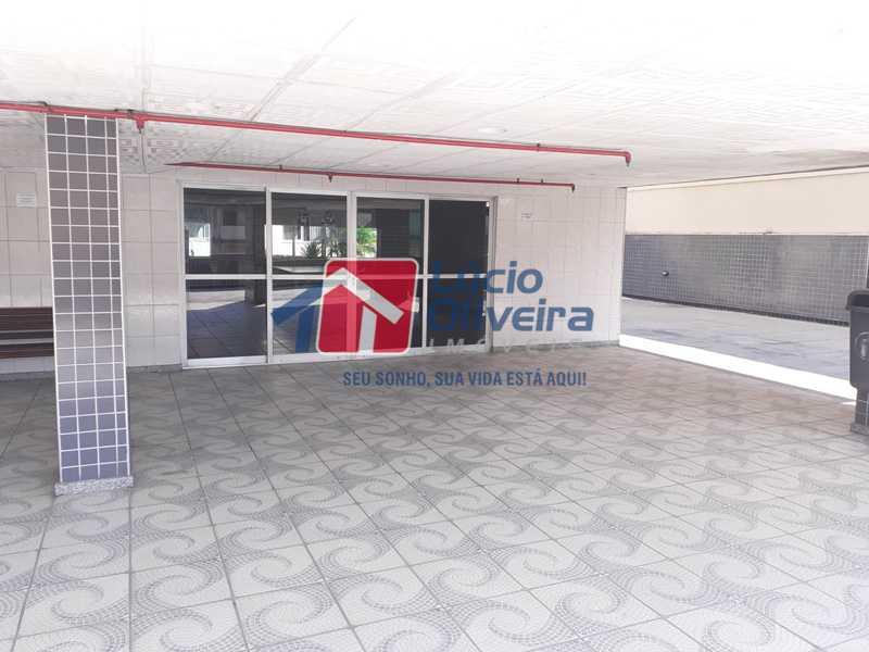 9 SALAO DE FESTAS 2 - Magnífico Apartamento, Vazio, Total Infraestrutura. - VPAP20907 - 25