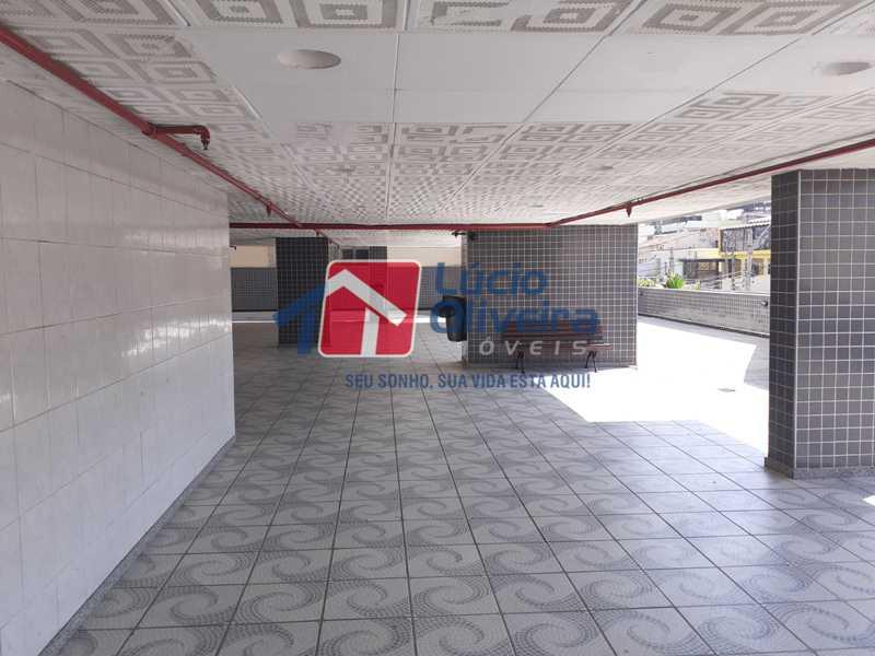 9 SALAO DE FESTAS - Magnífico Apartamento, Vazio, Total Infraestrutura. - VPAP20907 - 29
