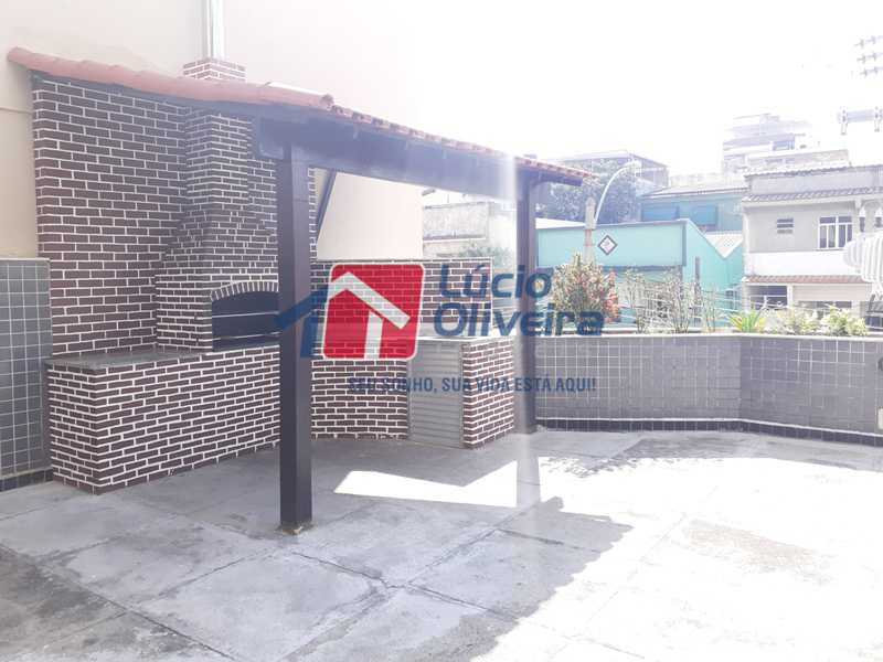 10 CHURRASQUEIRA - Magnífico Apartamento, Vazio, Total Infraestrutura. - VPAP20907 - 31