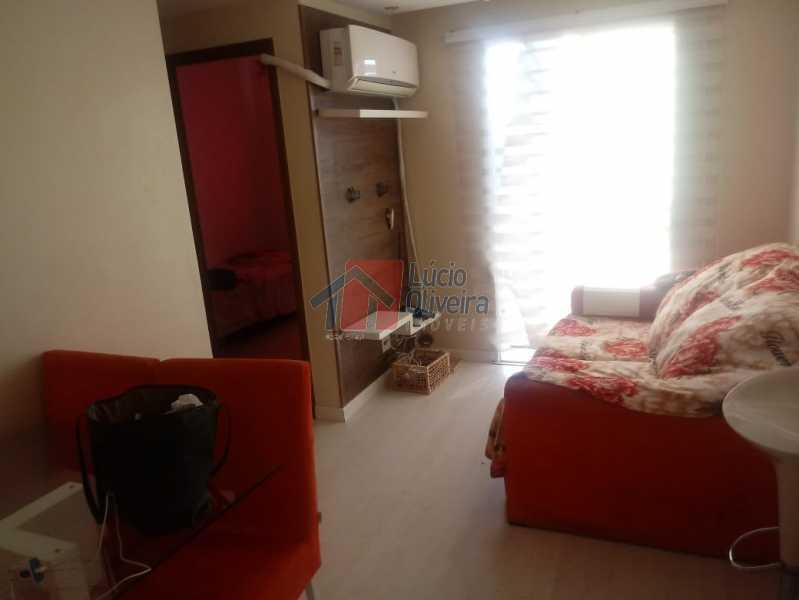 2. sala. - Belíssimo Apartamento 2 Quartos. - VPAP20911 - 3