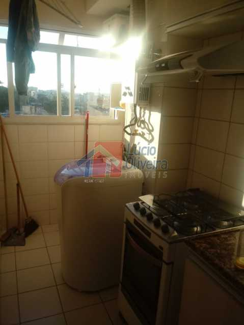 4. cozinha. ang 2. - Belíssimo Apartamento 2 Quartos. - VPAP20911 - 5