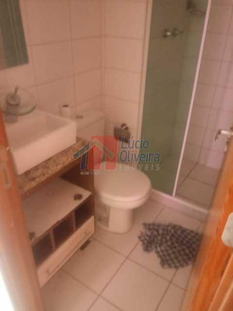 8. banheiro. - Belíssimo Apartamento 2 Quartos. - VPAP20911 - 9