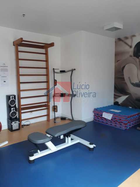 10. area fitness. - Belíssimo Apartamento 2 Quartos. - VPAP20911 - 10