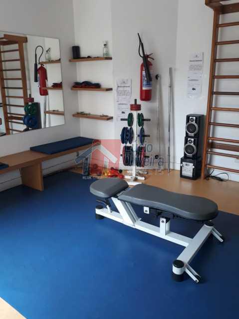 11. area fitness. ang 2. - Belíssimo Apartamento 2 Quartos. - VPAP20911 - 11