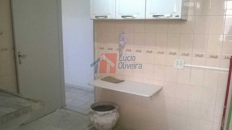 16. COZINHA. ANG4 - Maravilhoso Apartamento 2 quartos. - VPAP20915 - 17