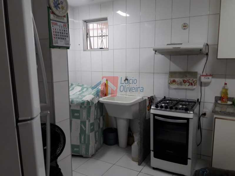 5. cozinha. - Excelente Residência triplex na Vila da Penha. - VPCA30116 - 8