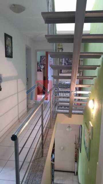 Circulação. - Excelente Residência triplex na Vila da Penha. - VPCA30116 - 14