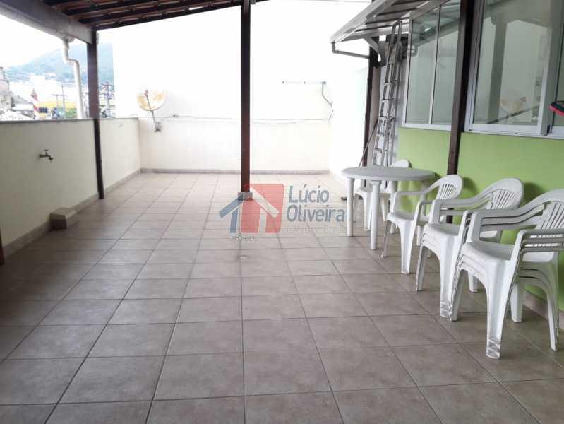 TERRAÇO. - Excelente Residência triplex na Vila da Penha. - VPCA30116 - 18