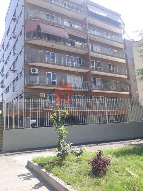 1 - Fachada. - Apartamento À Venda - Vila da Penha - Rio de Janeiro - RJ - VPAP20916 - 26