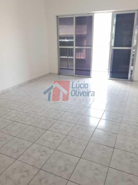 2 - Sala. - Apartamento À Venda - Vila da Penha - Rio de Janeiro - RJ - VPAP20916 - 1