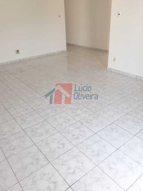 3 - Sala Ang.2. - Apartamento À Venda - Vila da Penha - Rio de Janeiro - RJ - VPAP20916 - 3