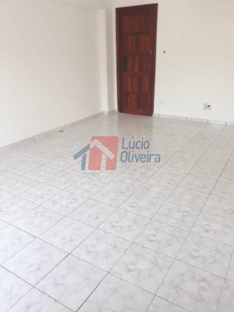 4 - Sala Ang.3. - Apartamento À Venda - Vila da Penha - Rio de Janeiro - RJ - VPAP20916 - 4