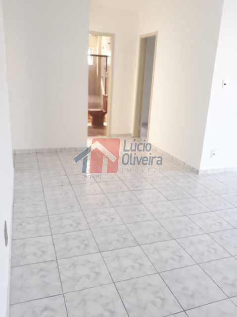 4 - Sala Ang.4. - Apartamento À Venda - Vila da Penha - Rio de Janeiro - RJ - VPAP20916 - 5