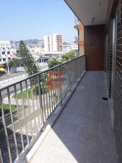 5. Varanda. - Apartamento À Venda - Vila da Penha - Rio de Janeiro - RJ - VPAP20916 - 6